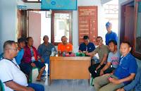Difasilitasi Camat Asakota, Penyegelan Kantor Kelurahan Kolo Dibuka