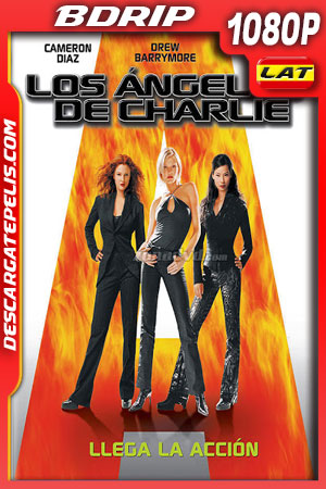 Los ángeles de Charlie (2000) 1080p BDrip Latino – Ingles