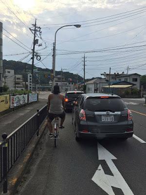 Pengalaman bersepeda ke pulau Etajima