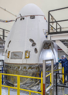 NASA to Delay Launch of SpaceX Crew1 Mission until Early November,Hautangle,NASA,TECH,US