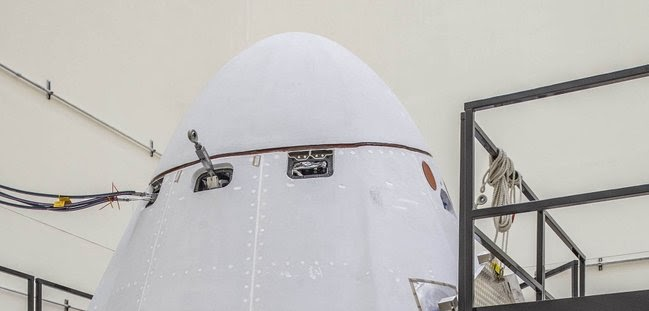 NASA to Delay Launch of SpaceX Crew1 Mission until Early November
