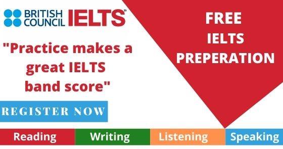 كورس مجاني في التحضير لامتحان الأيلتس IELTS مقدم من المجلس الثقافي البريطاني