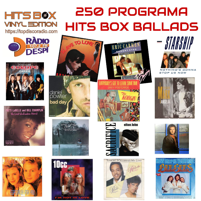 250 Programa Hits Box Ballads Vol.2