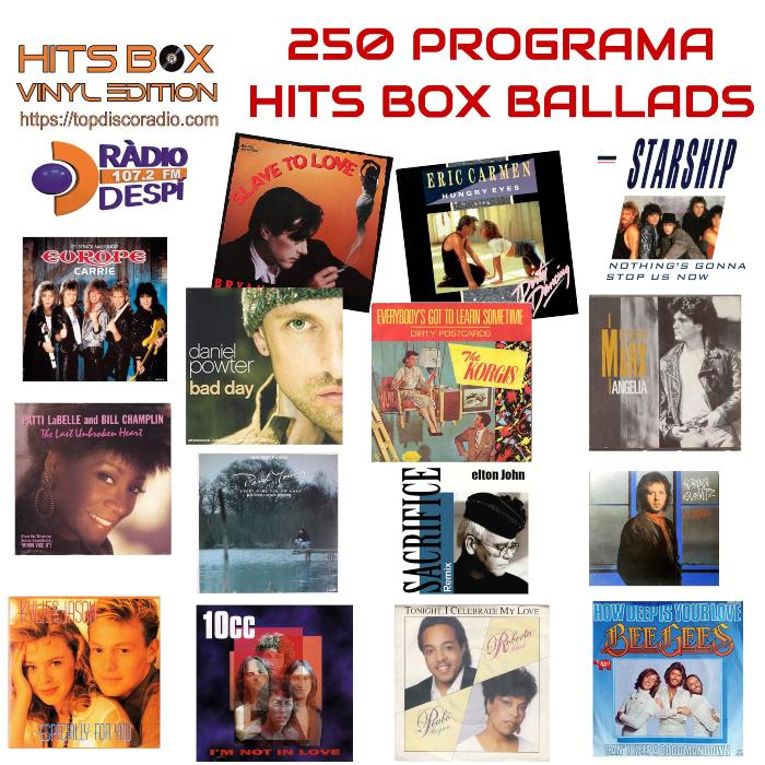 250 Programa Hits Box Ballads Vol.2
