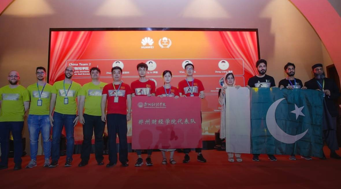 Pakistani students outshine in the #Huawei ICT Competition 2018-2019 Global Finals