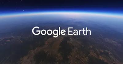برنامج قوقل ايرث 2021 - Google Earth
