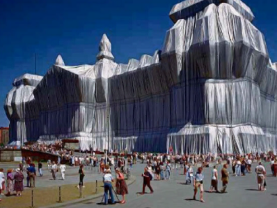 How Christo wrapped the Reichstag
