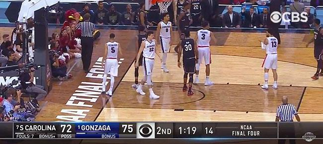 HIGHLIGHTS: Gonzaga vs. South Carolina (VIDEO) March Madness Final Four 2017