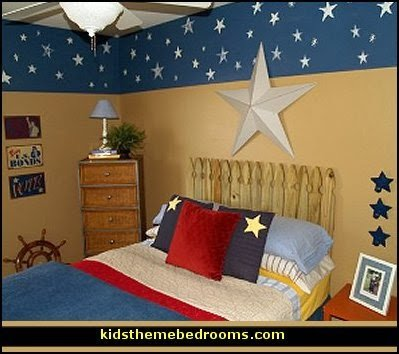 americana bedroom decor americana themed decorating patriotic bedroom ideas stars and stripes bedrooms