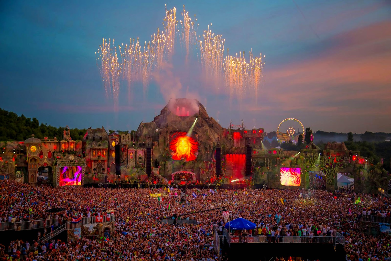 Best EDM, Trance, Bass Drops songs that are famous India and