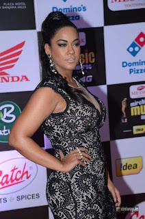 Mumaith Khan Stills at Mirchi Music Awards 2016
