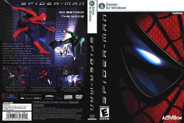 تنزيل لعبه Spider Man The Movie للكمبيوتر برابط واحد مباشر