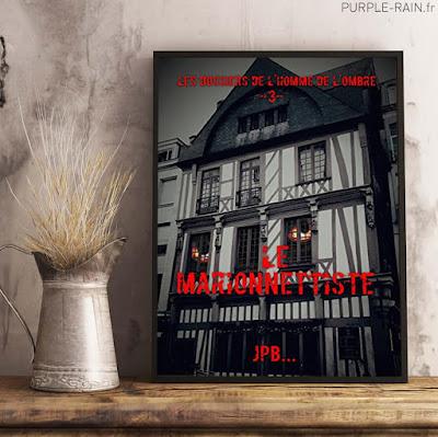 Livre : Le Marionnettiste •• JPB - Blog PurpleRain