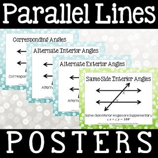 https://www.teacherspayteachers.com/Product/Parallel-Lines-Posters-2719350