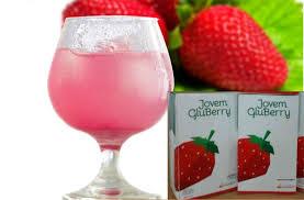Rp 168000 4Jovem Gluberry Drink