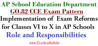 GO.82,Role and Responsibilities,Exam Reforms
