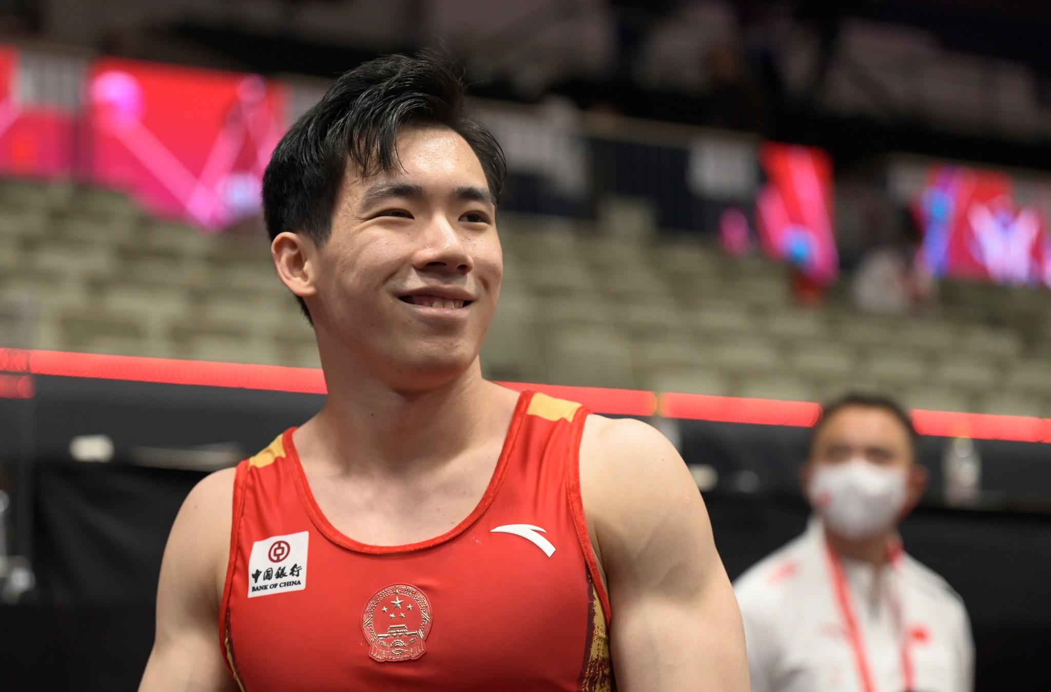 Mundial de Kitakyushu: final individual geral masculina