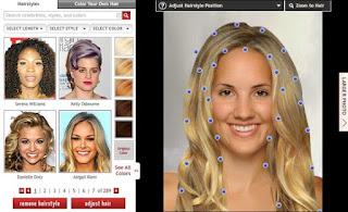 Simulateur de coupe de cheveux homme en ligne