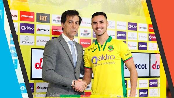 Oficial: Paços de Ferreira, firma a título definitivo Eustáquio