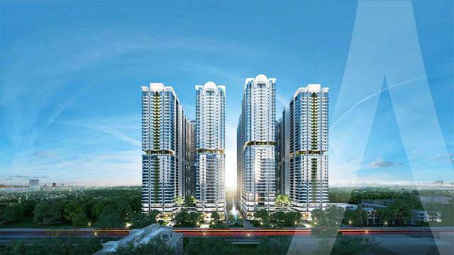 Dự án Astral City Thuận An Bình Dương