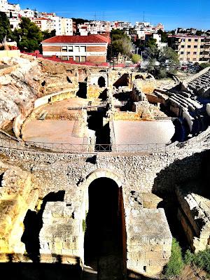 Patrimonio de la Humanidad en Europa y América del Norte. España. Conjunto arqueológico de Tarraco.