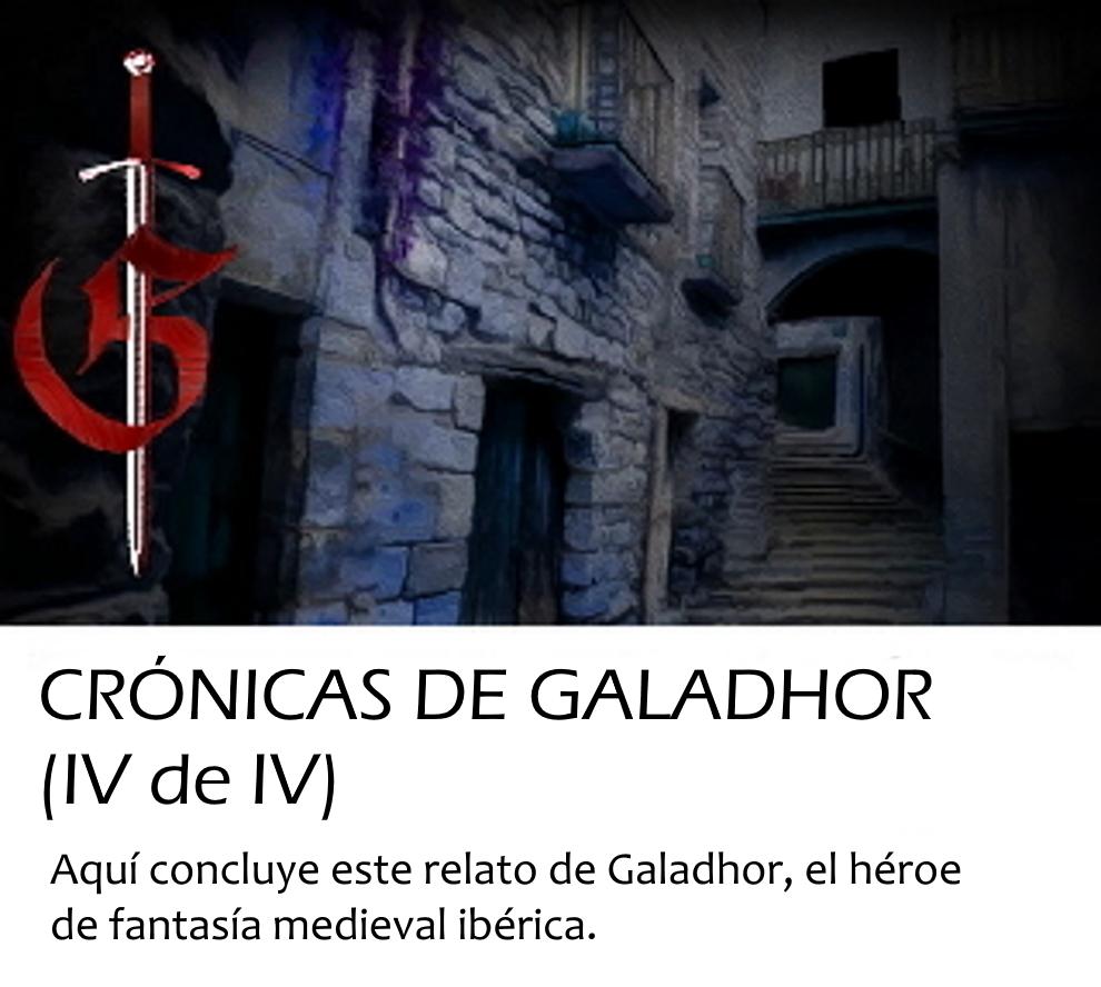 Crónicas de Galadhor (IV de IV) | Onirium. Fantasía, terror y ciencia ficción.