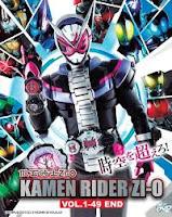 Kamen Rider Zi-O Subtitle Indonesia