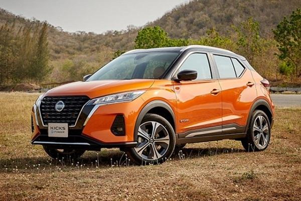 Spesifikasi Mobil Nissan Kicks e-Power 2020