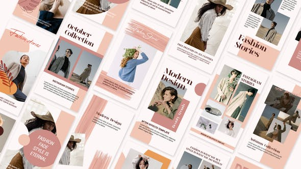 Fashion Stories[Videohive][After Effects][28467704]