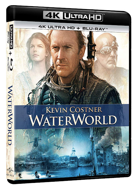Waterworld Home Video