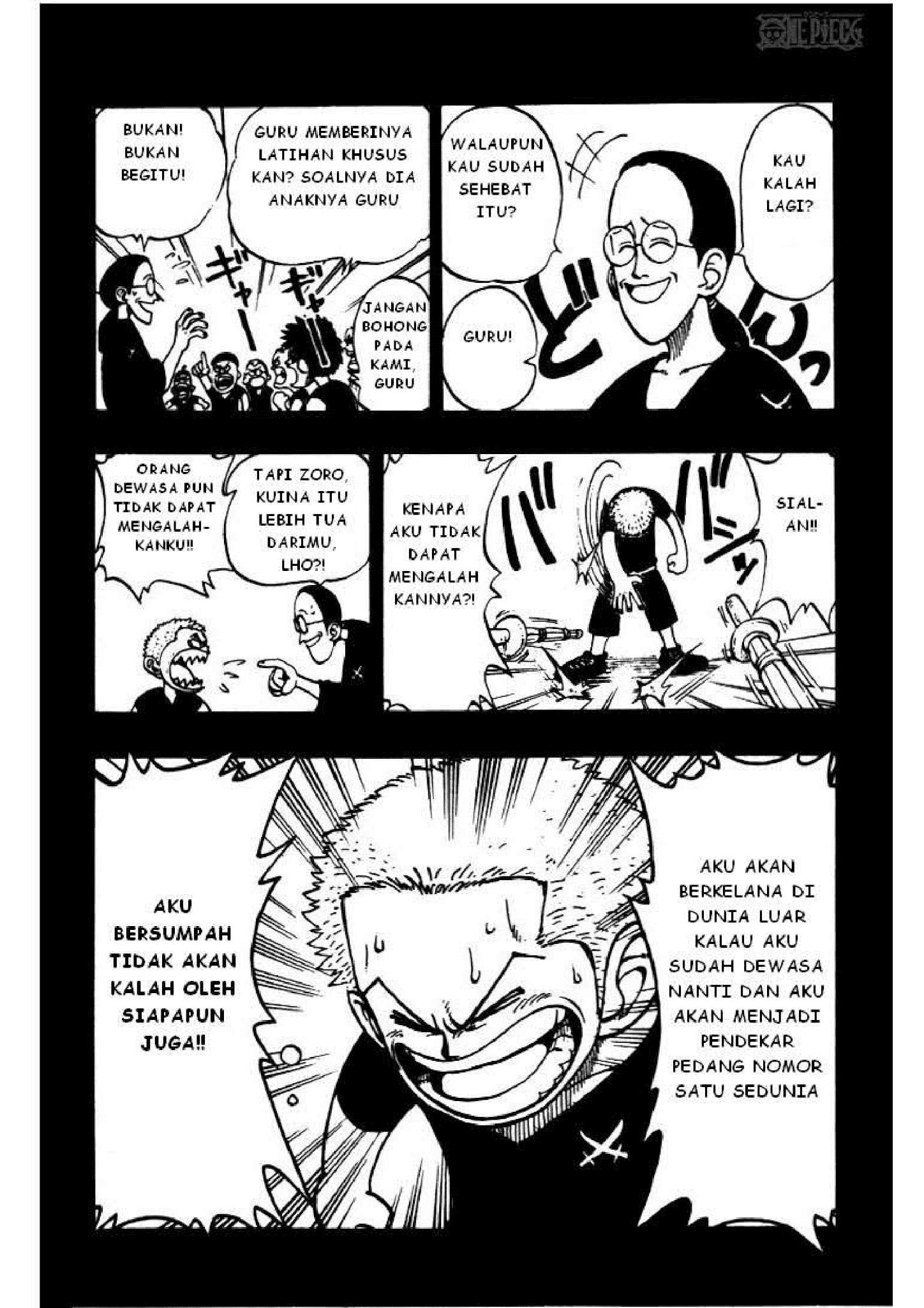 Manga One Piece Chapter 0005 Bahasa Indonesia