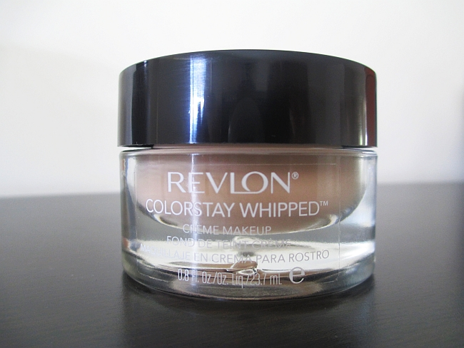 Revlon ColorStay Whipped Creme Foundation in Medium Beige review and swatches!