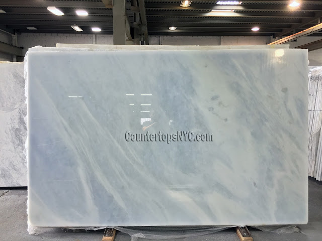 Ocean Blue Quartzite For Countertops NYC