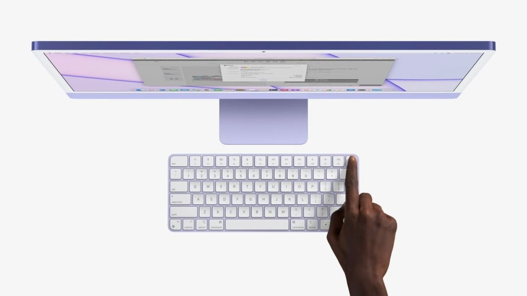 Apple unveils Magic Keyboard with Touch ID, colors the Magic Mouse and Trackpad too