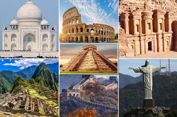 Seven Wonders of the World, Seven Symbol and Meaning