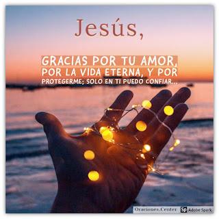 Señor Jesús yo Confío en Ti
