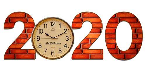 2020 reloj