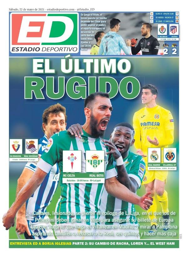 """Betis, Estadio Deportivo: """"El último rugido"""""""