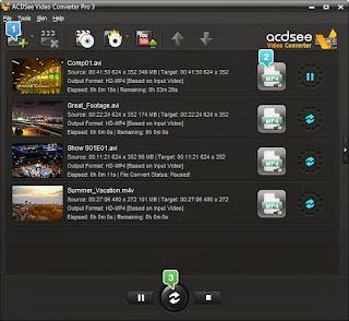 تحميل برنامج ACDSee Video Converter لتحويل جميع صيغ الفيديو والصوت على موقع ايجى كول