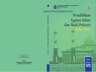 BUKU GURU DAN BUKU SISWA K13 KELAS VII (7) EDISI REVISI TAHUN 2016 PENDIDIKAN AGAMA ISLAM