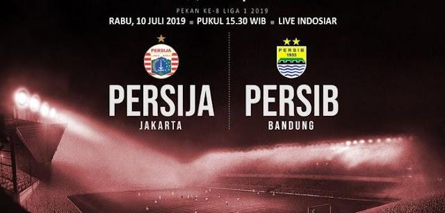 Persib Bandung Bertekad Bangkit Lawan Persija