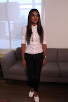 Nia Sharma at an itnerview for For Web Series Twisted 06.JPG