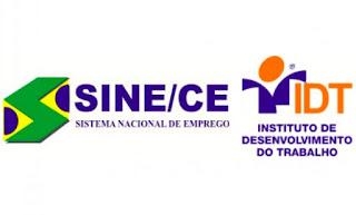 3d4847178 No Ceará, várias agências do SINE (Sistema Nacional de Empregos), maior  instituição pública facilitadora de acesso de mão-de-obra ao mercado de  trabalho e ...