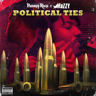 Philthy Rich & Mozzy - Political Ties (2016) - Album Download, Itunes Cover, Official Cover, Album CD Cover Art, Tracklist