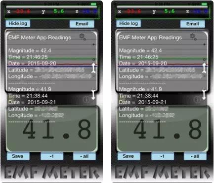 Aplikasi Pendeteksi Radiasi EMF Gratis Terbaik-8