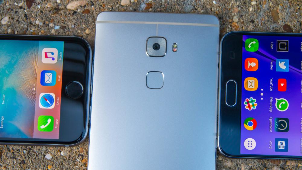 Fingerprint Scanner Vs Iris Scanner On Android Phones