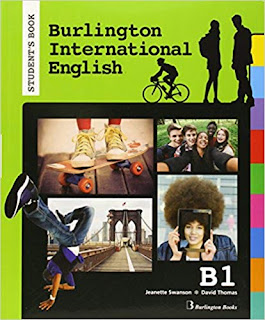 Libro Inglés International English B1 Students Book Burlington Books