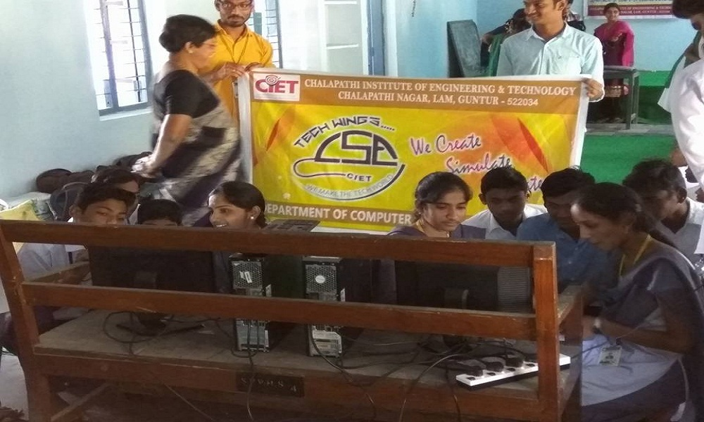 Computer Awareness Program in School