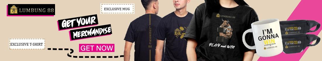 Bonus T-Shirt Eksklusif Lumbung88