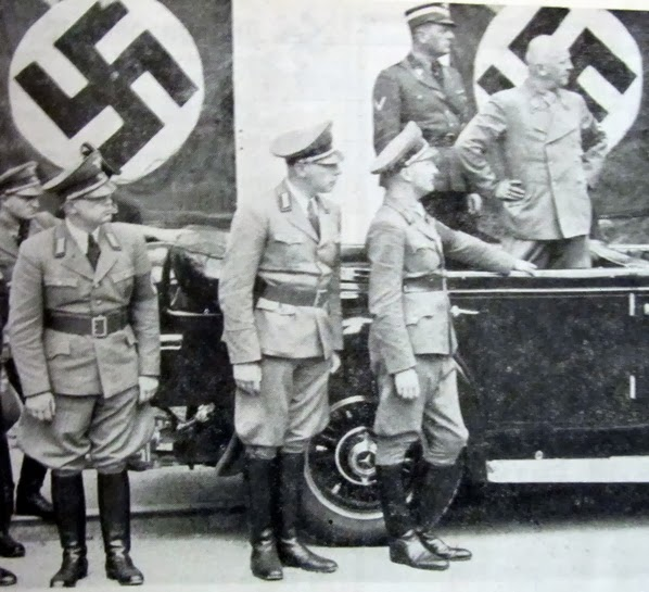 Sometimes a cigar is just a cigar, but nazis are rarely funny, especially in the tobacconist